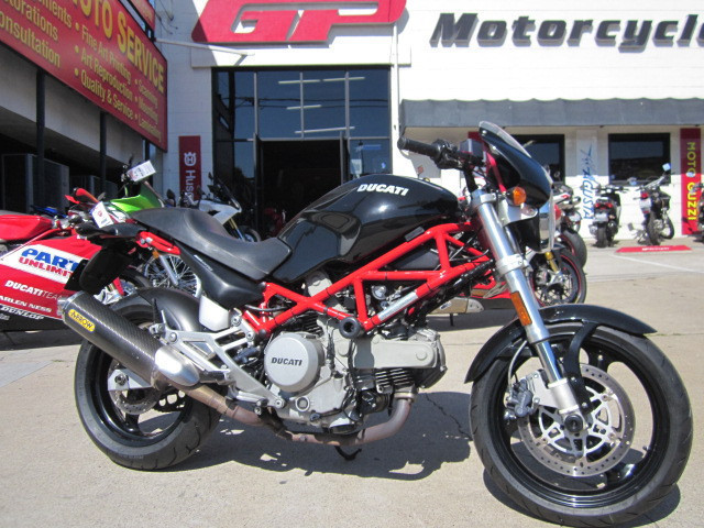 2006 Ducati Monster 620, motorcycle listing