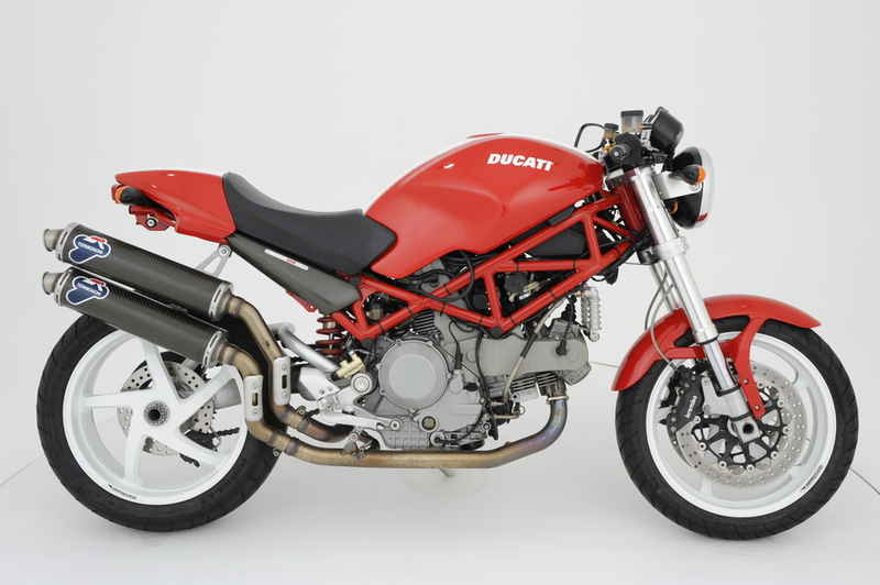 2006 Ducati Monster S2R 1000, motorcycle listing