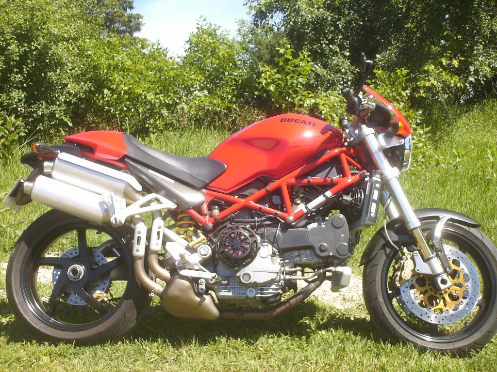 2006 Ducati Monster S4R 996, motorcycle listing