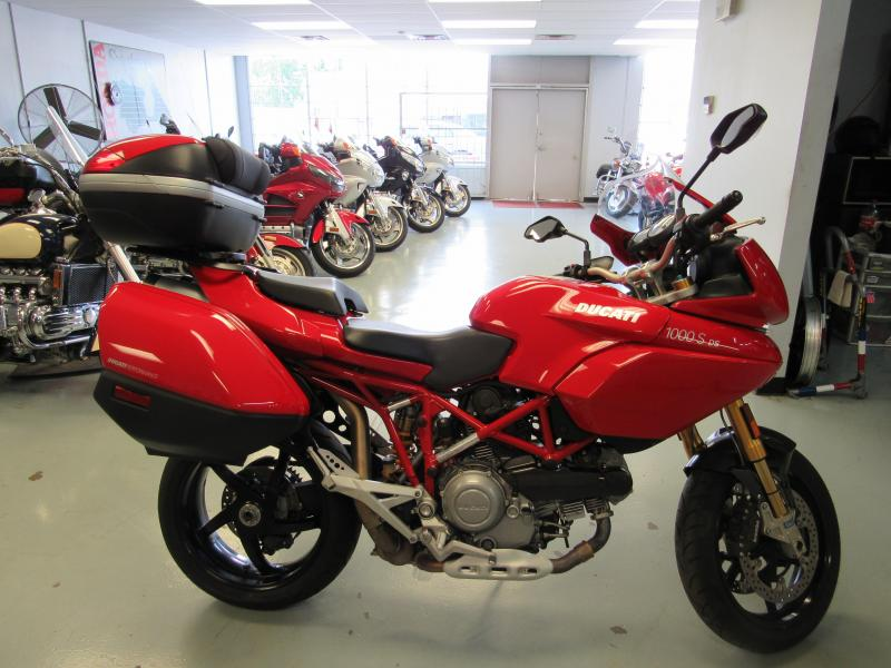 2006 Ducati Multistrada 1000DS, motorcycle listing