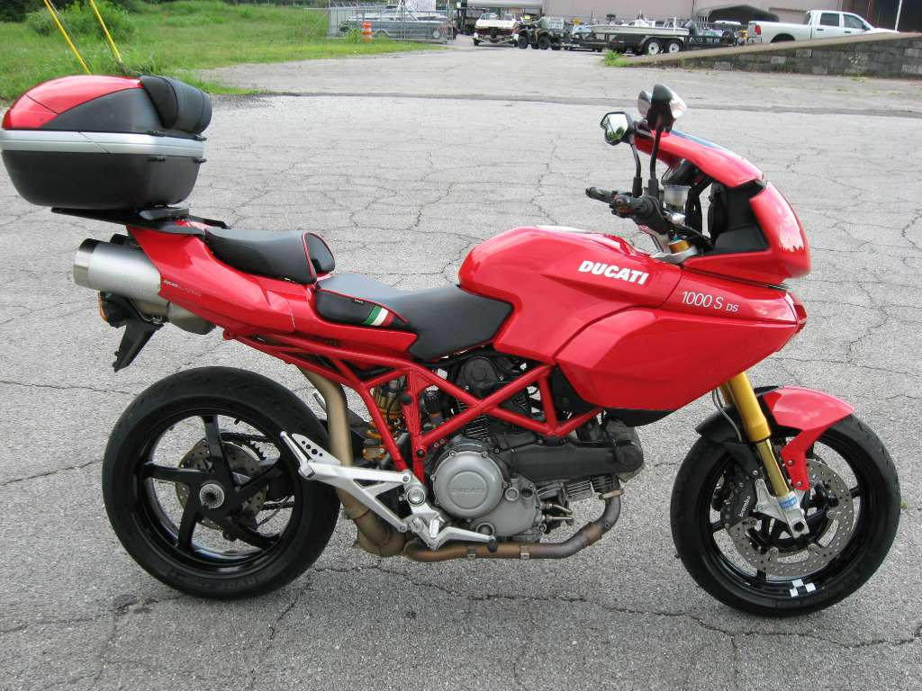 2006 Ducati Multistrada 1000s DS, motorcycle listing