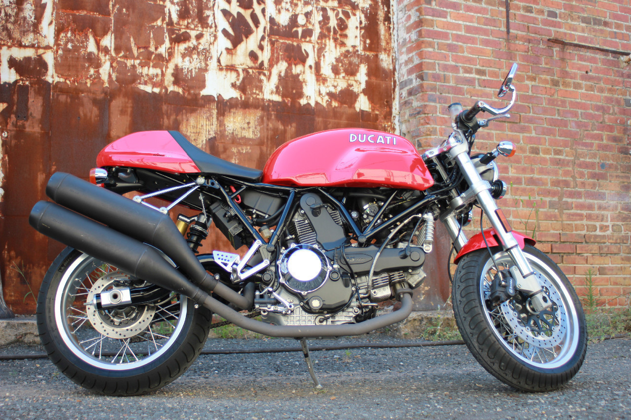 2006 Ducati Sport CLASSIC, motorcycle listing