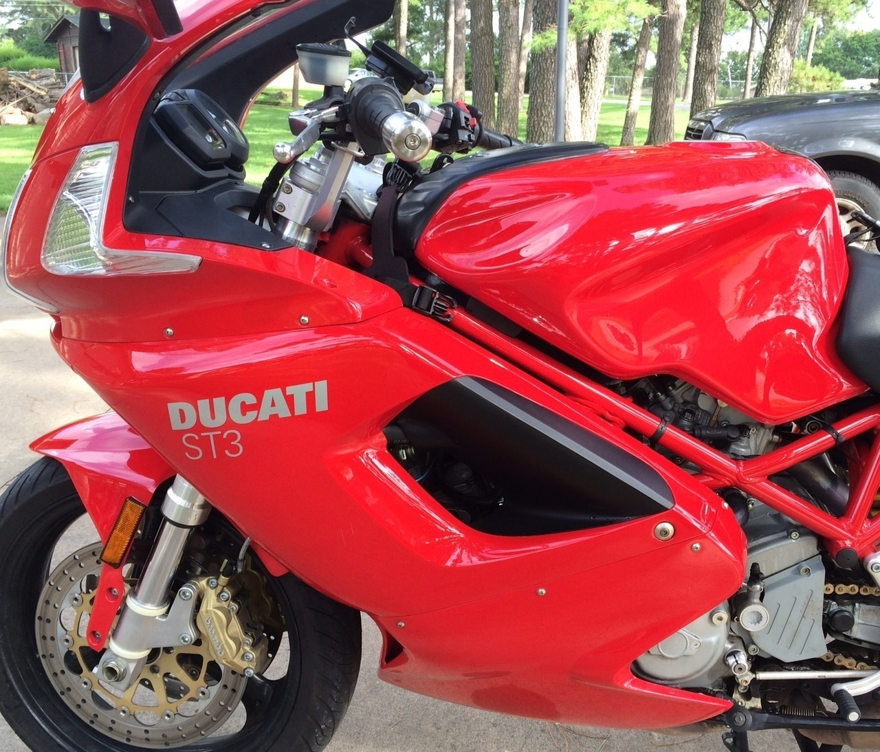 2006 Ducati St 3, motorcycle listing