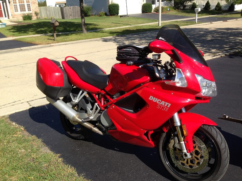 2006 Ducati St 3 S ABS, motorcycle listing