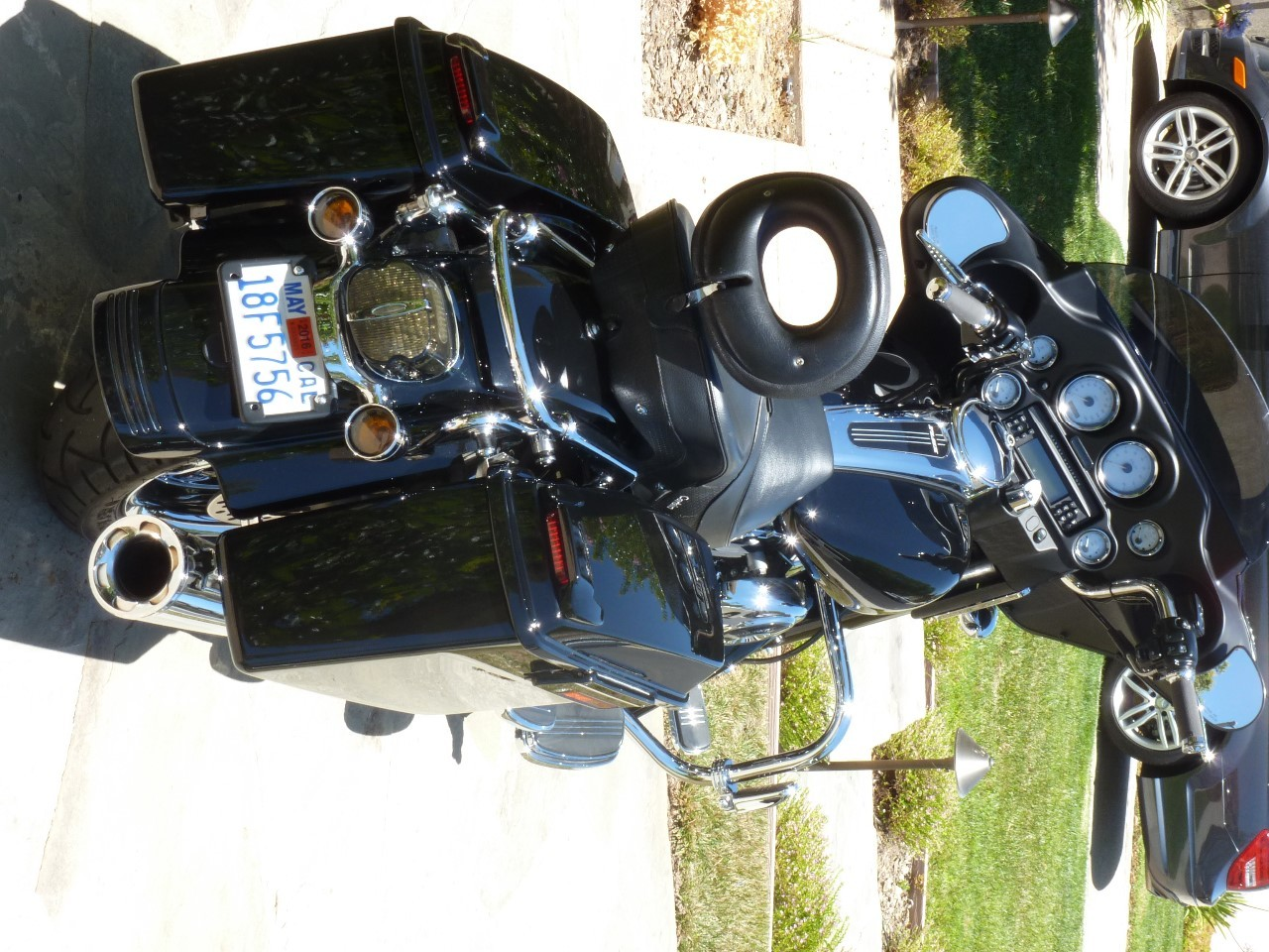 2006 Harley-Davidson Street Glide SPECIAL, motorcycle listing