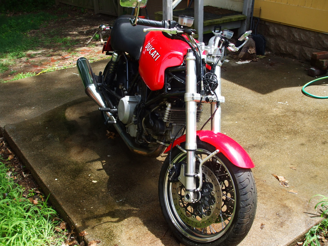 2007 Ducati Gt 1000 TOURING, motorcycle listing
