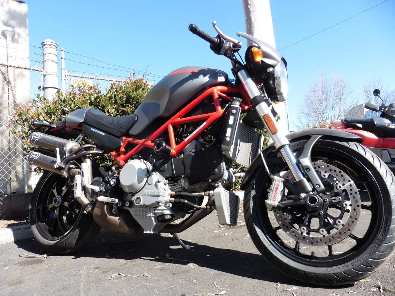 2007 Ducati MONSTER S4R, motorcycle listing