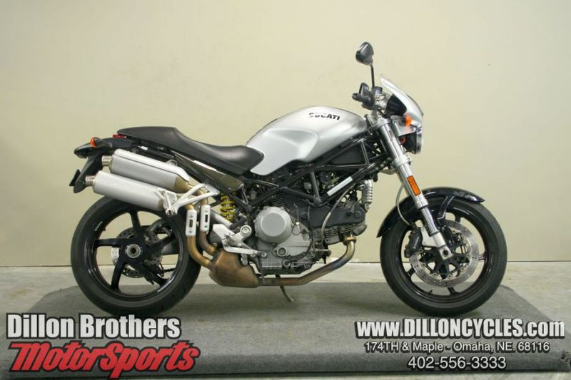 2007 Ducati Monster S2R 1000, motorcycle listing