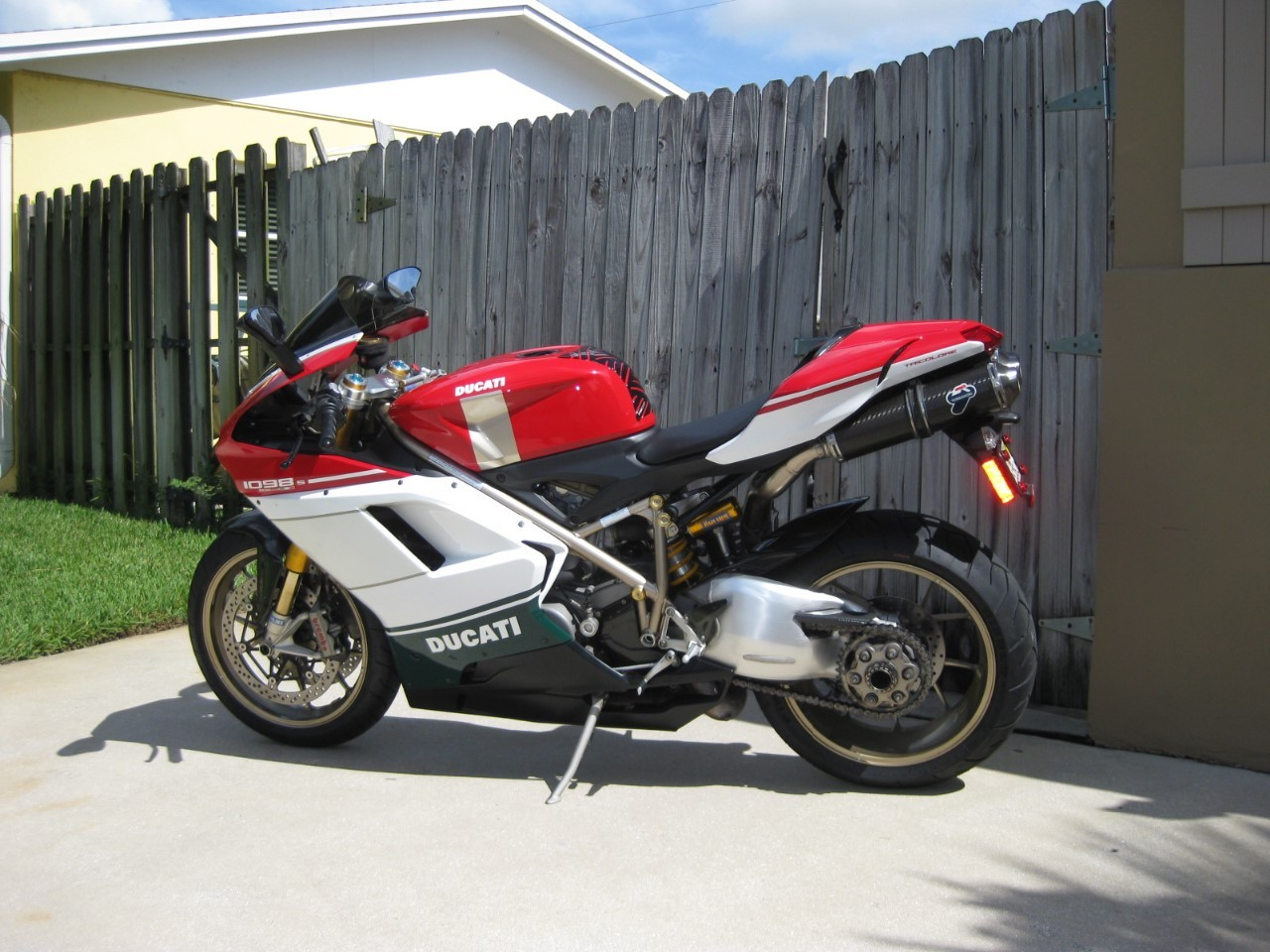 2007 Ducati Other , motorcycle listing