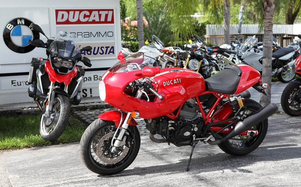 2007 Ducati SPORT CLASSIC 1000S, motorcycle listing