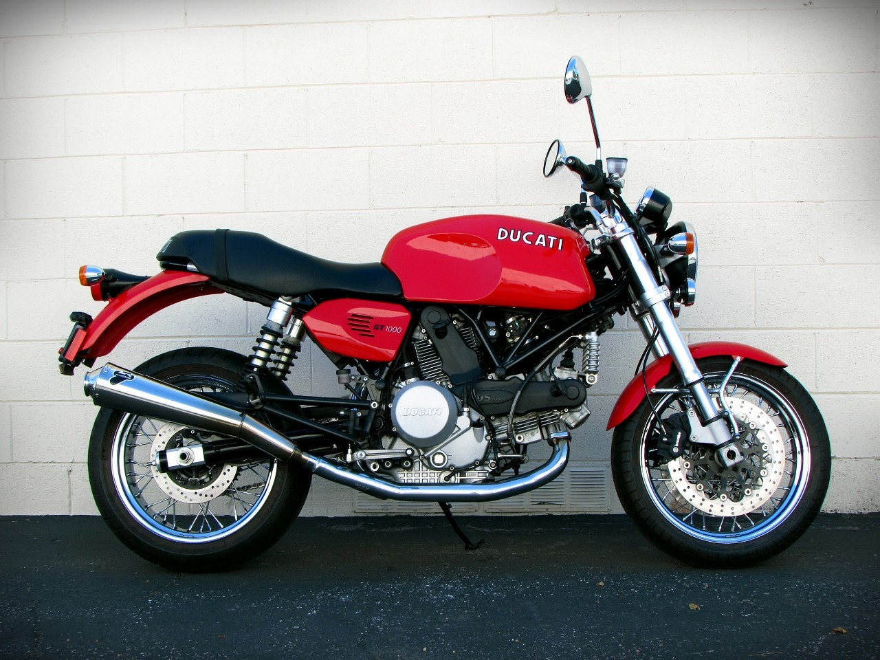 2007 Ducati SPORT CLASSIC, motorcycle listing
