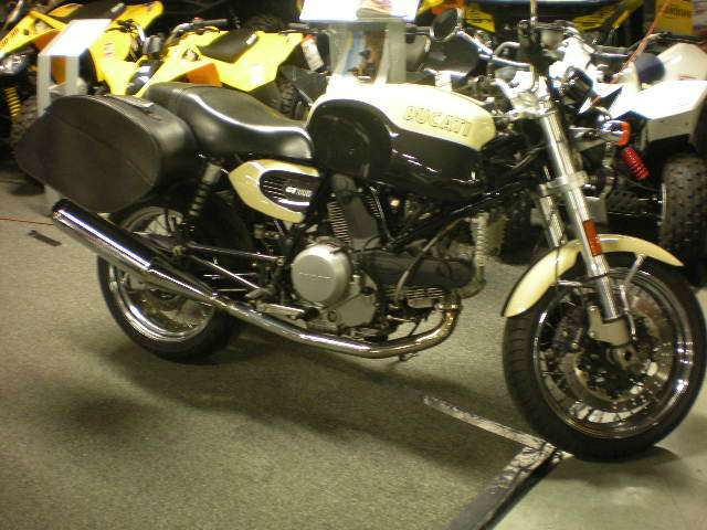 2007 Ducati SportClassic GT1000, motorcycle listing