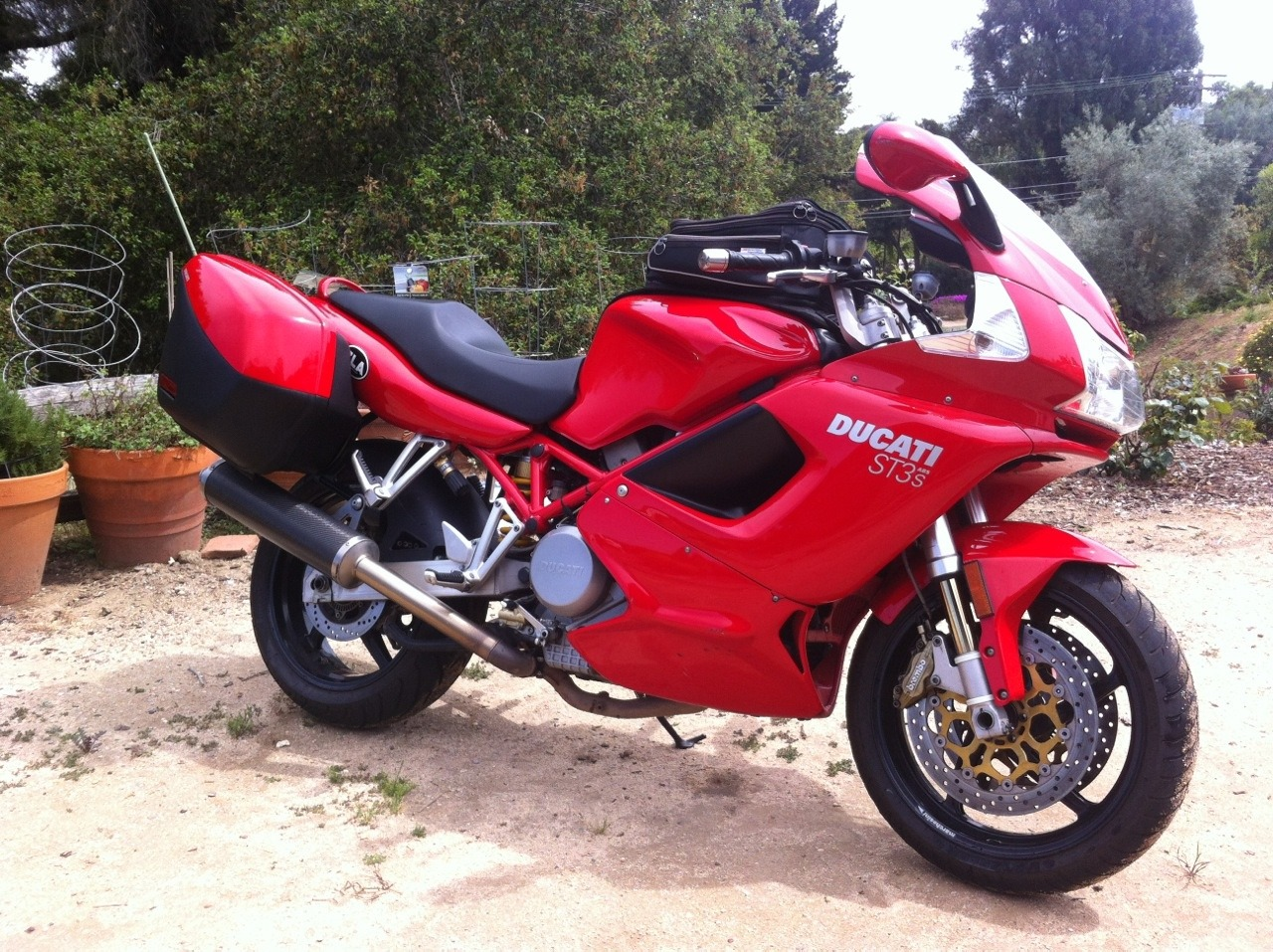 2007 Ducati St 3 S ABS, motorcycle listing