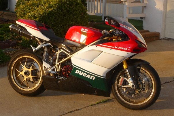 2007 Ducati Superbike S TRICOLORE, motorcycle listing