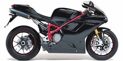 2008 Ducati 1098 S, motorcycle listing