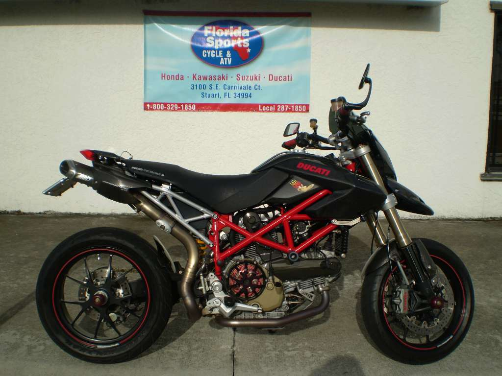 2008 Ducati Hypermotard 1100 S, motorcycle listing