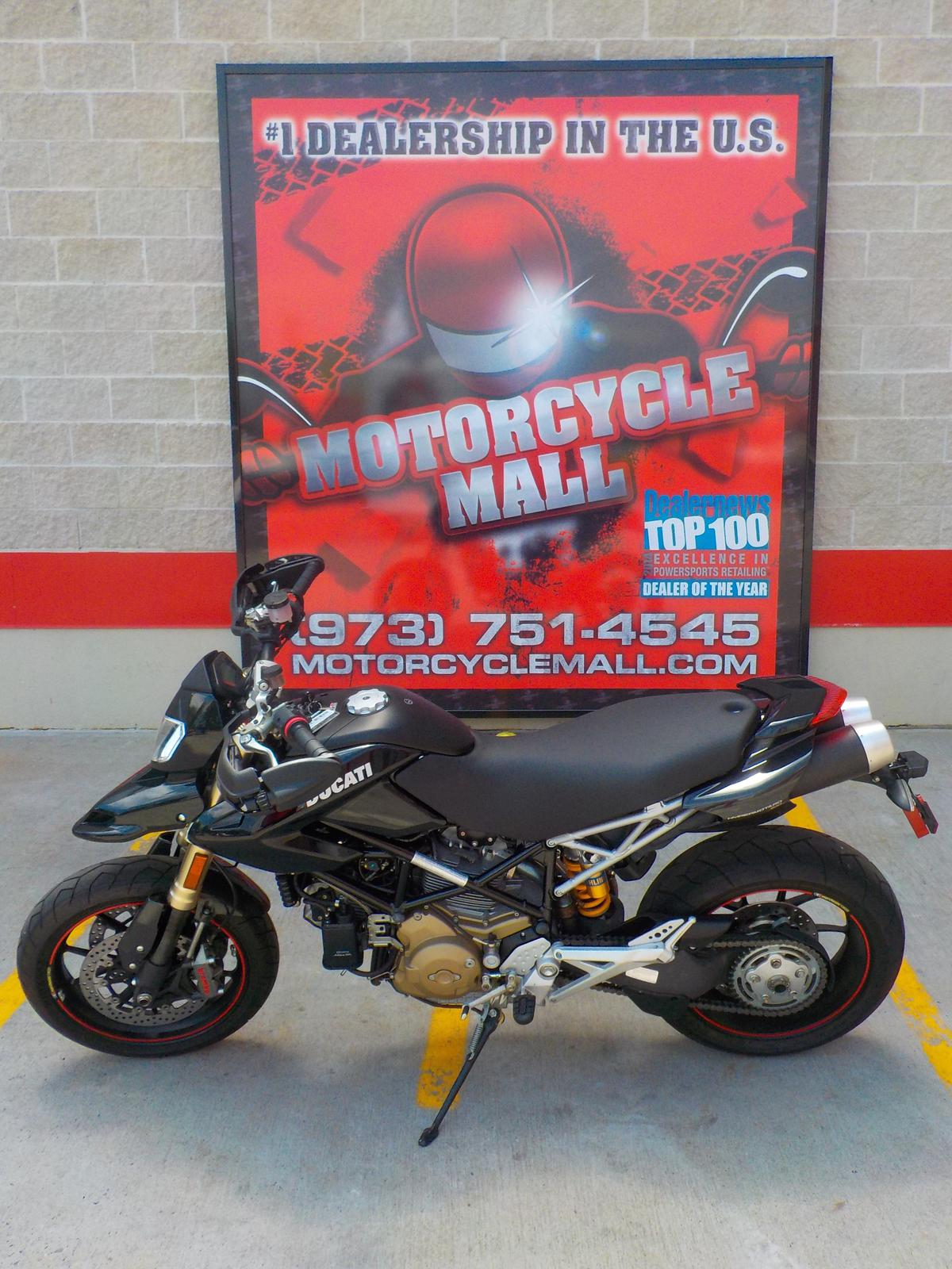 2008 Ducati hypermotard 1100S, motorcycle listing