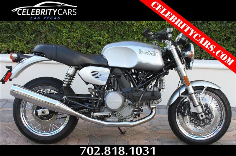 2008 Ducati Sport CLASSIC GT1000, motorcycle listing