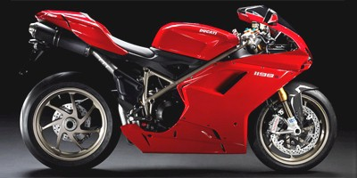 2009 Ducati 1198 S, motorcycle listing