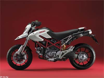 2009 Ducati Hypermotard 1100, motorcycle listing