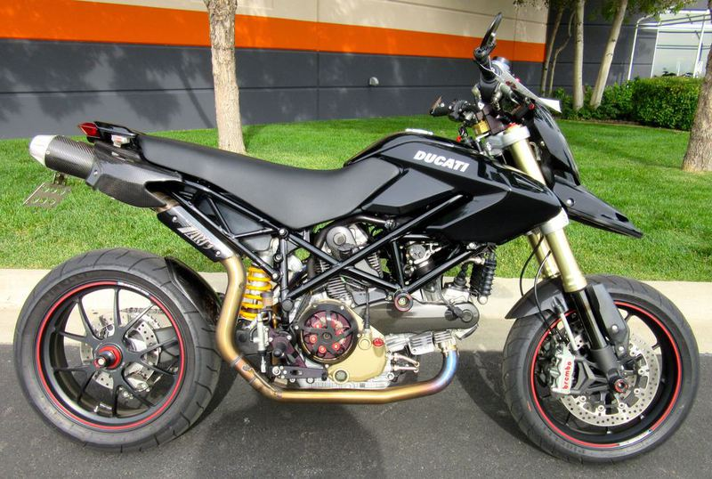 2009 Ducati Hypermotard 1100 S, motorcycle listing