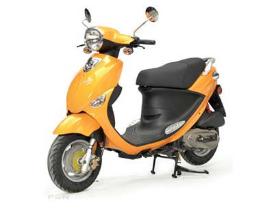 2009 Genuine Scooter Company Buddy (50 cc), motorcycle listing