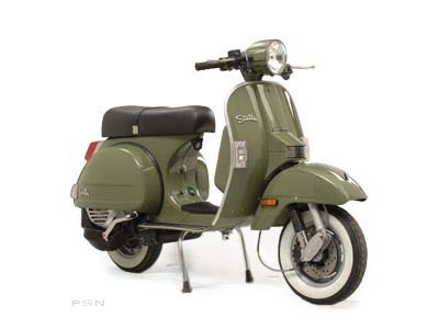 2009 Genuine Scooter Company Stella (150 cc), motorcycle listing