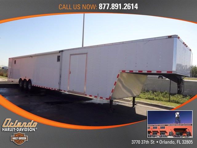2009 Millenium Trailer B848GN, motorcycle listing