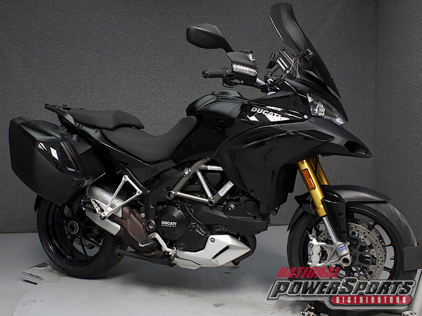 2010 Ducati MTS1200S MULTISTRADA 1200 S TOURER, motorcycle listing