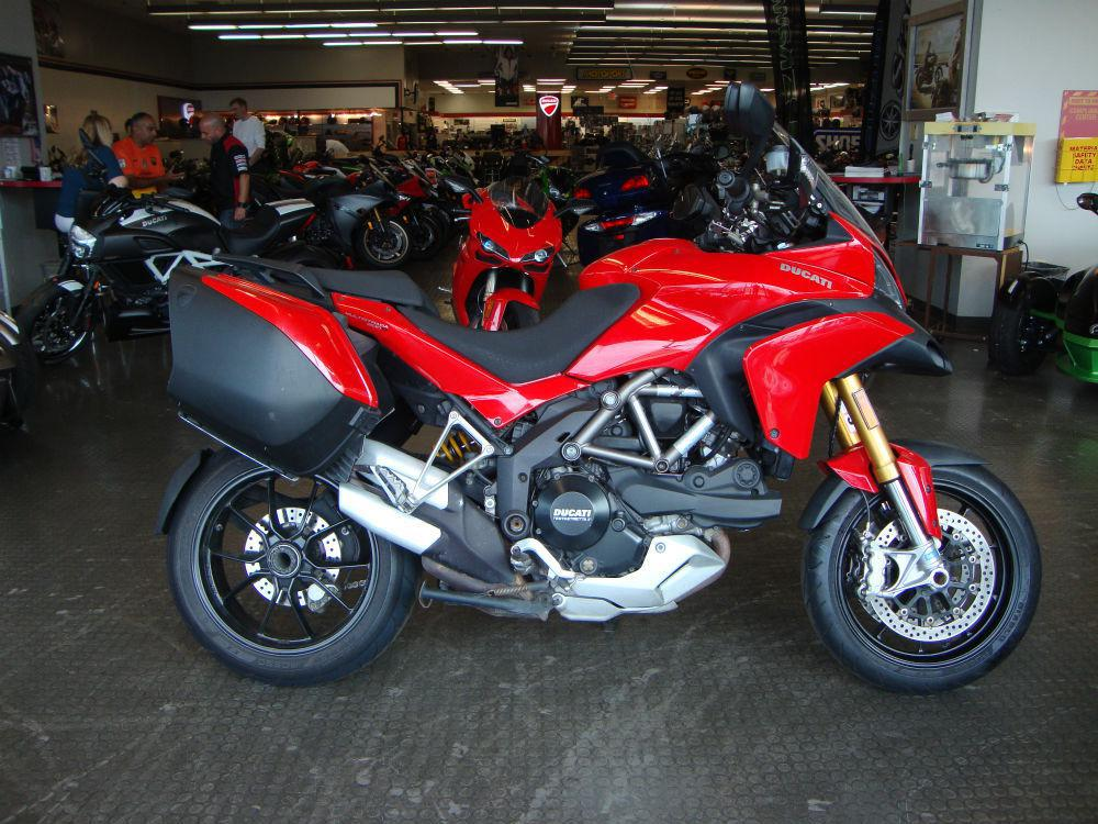 2010 Ducati MULTISTRADA 1200S TO, motorcycle listing
