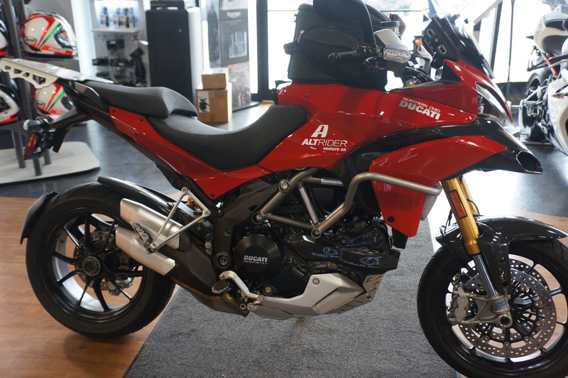 2010 Ducati Multistrada 1200 S Sport Edition, motorcycle listing