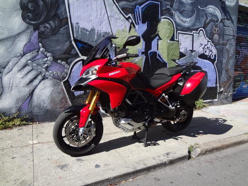 2010 Ducati Multistrada 1200 S Touring Edition, motorcycle listing