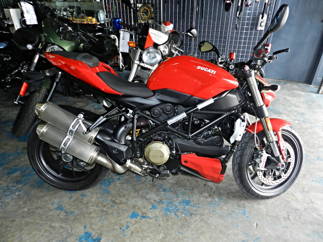 2010 Ducati STREETFIGHTER 1099, motorcycle listing