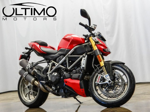 2010 Ducati STREETFIGHTER S 1098, motorcycle listing