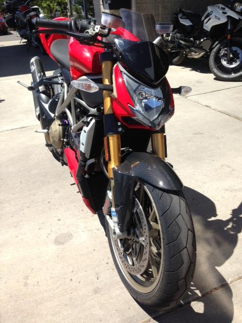 2010 Ducati Streetfighter S, motorcycle listing