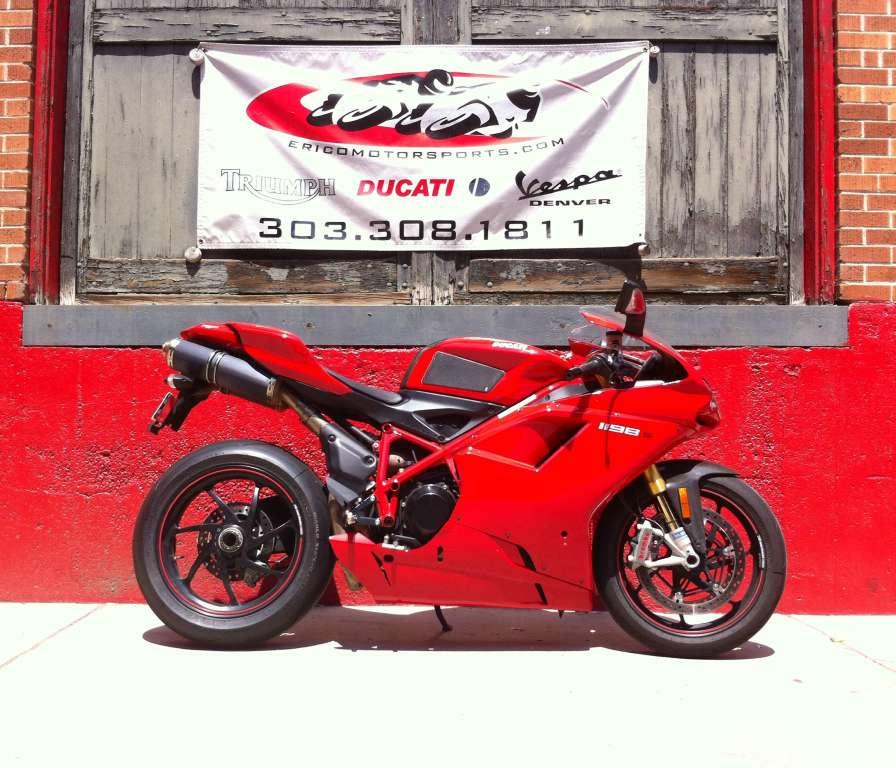 2010 Ducati Superbike 1198 S, motorcycle listing