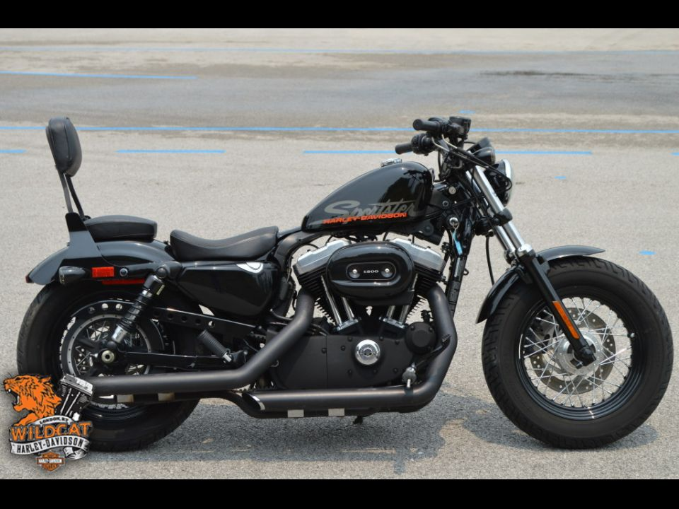 2010 Harley-Davidson XL1200X-Sportster 48, motorcycle listing