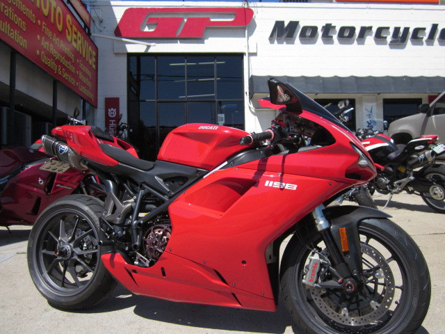 2011 Ducati 1198 - Nice Upgrades, motorcycle listing