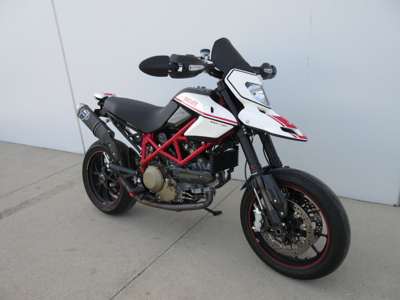 2011 Ducati HyperMotard 1100 EVO SP, motorcycle listing