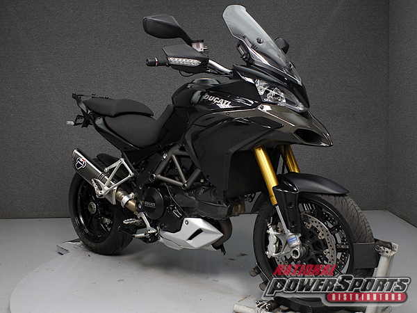 2011 Ducati MTS1200S MULTISTRADA 1200 S, motorcycle listing