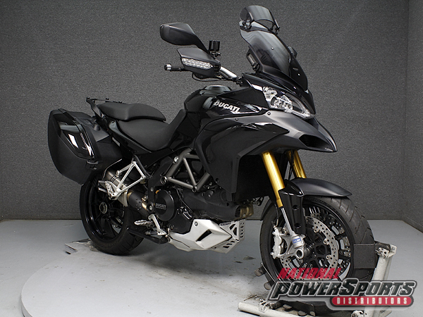 2011 Ducati MTS1200S MULTISTRADA 1200 S TOURING, motorcycle listing
