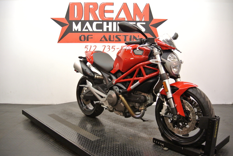 2011 Ducati Monster 696 ABS *Only 626 Miles*, motorcycle listing