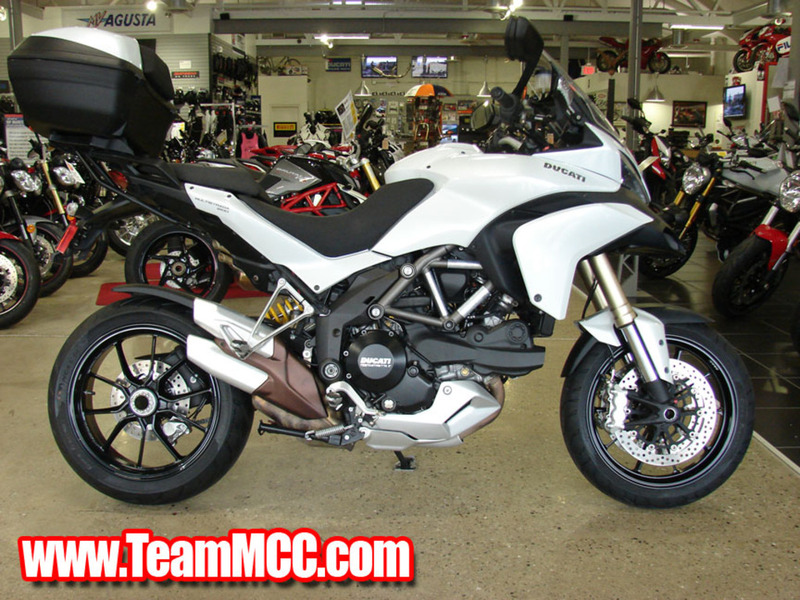 2011 Ducati Multistrada 1200 ABS, motorcycle listing