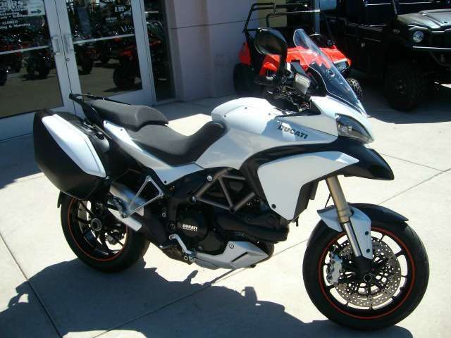 2011 Ducati Multistrada 1200 S Touring, motorcycle listing