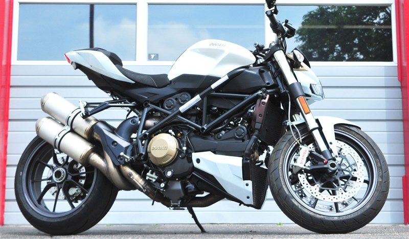 2011 Ducati Streetfighter F1098, motorcycle listing