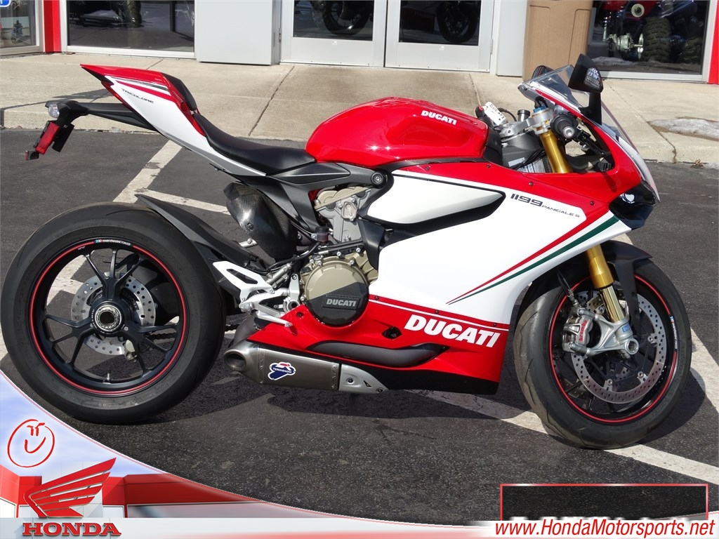 2012 Ducati 1199 PANIGALE S TRICOLORE, motorcycle listing