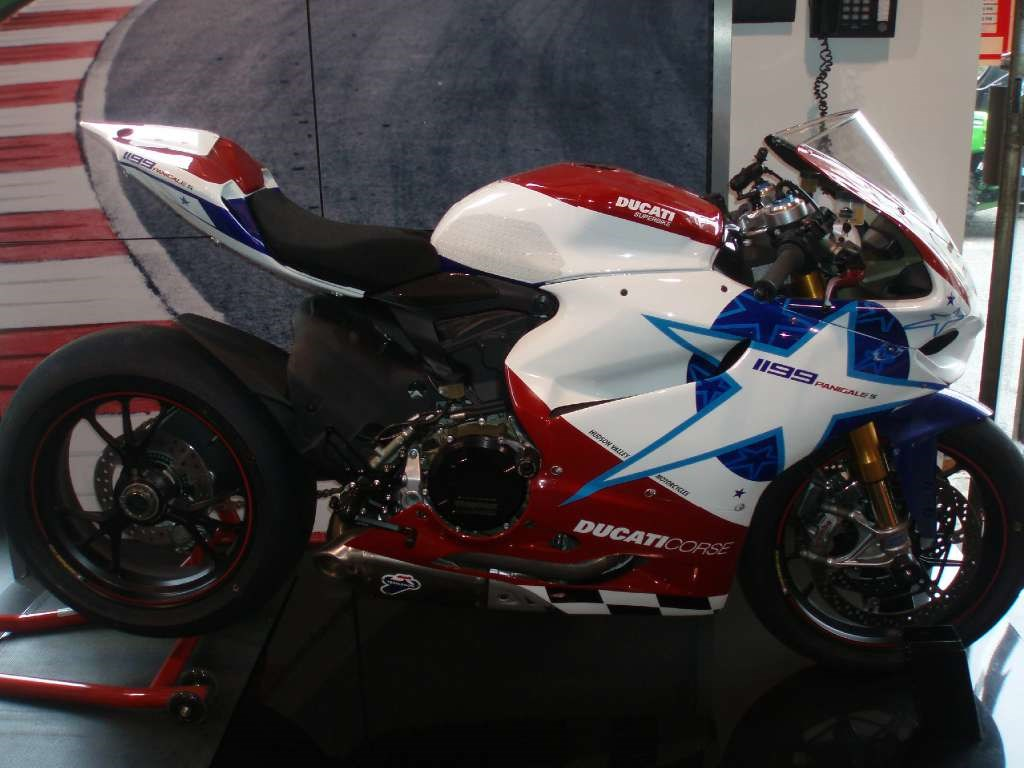 2012 Ducati 1199 Panigale S, motorcycle listing