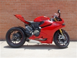 2012 Ducati 1199 S ABS, motorcycle listing