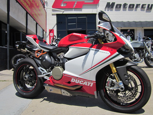 2012 Ducati 1199 S ABS Tricolore, motorcycle listing