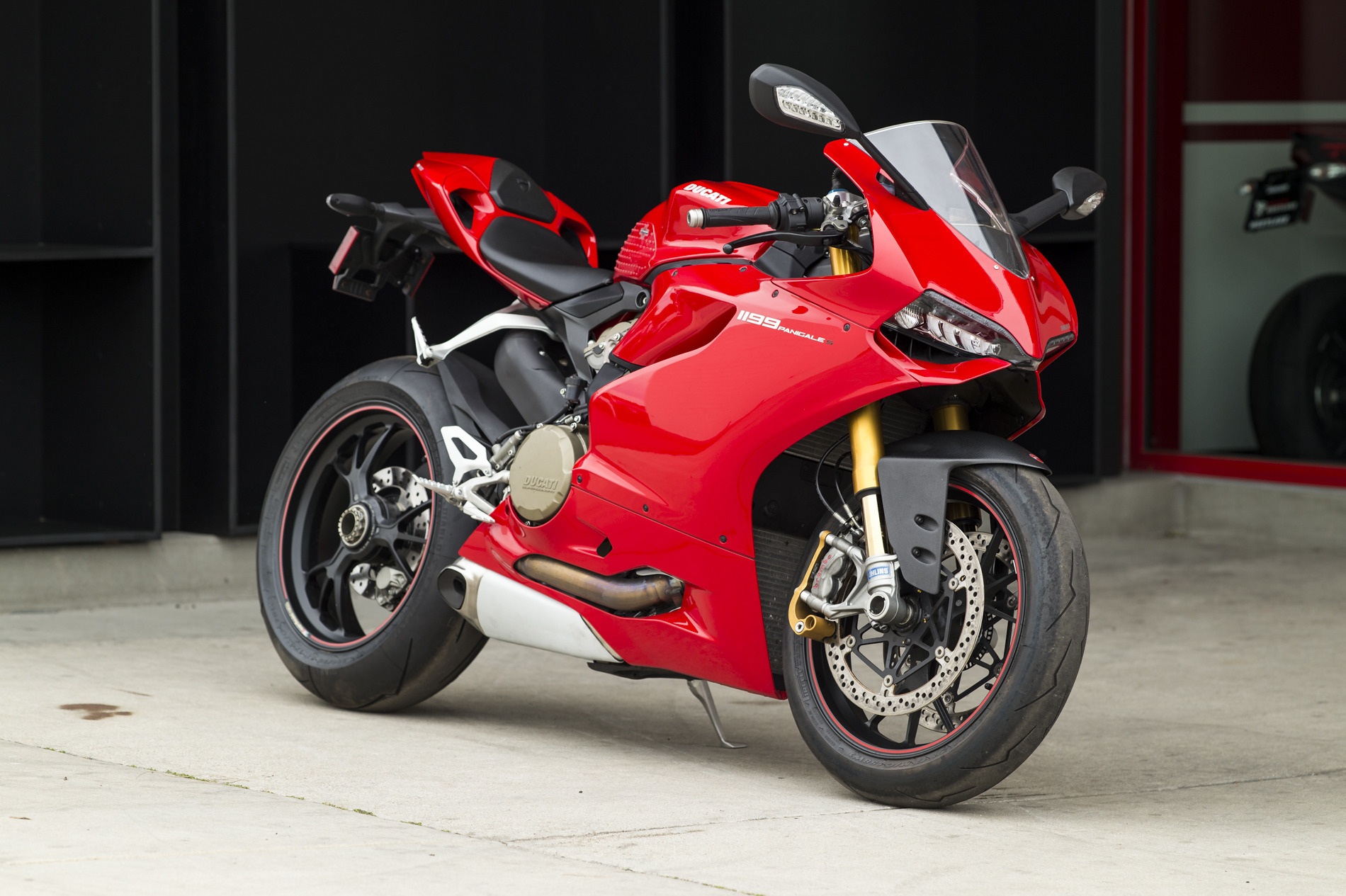 2012 Ducati 1199S, motorcycle listing